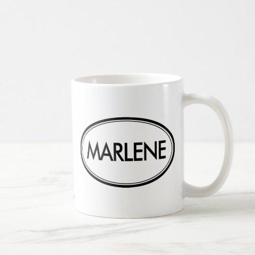 Marlene Coffee Mugs