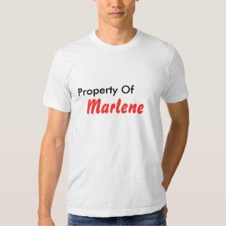 Marlene Tshirts