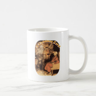 Marley and Scrooge Coffee Mug