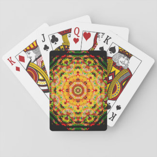 Marley Colors Mandala Playing Cards