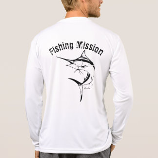 Marlin Fishing Mission Shirt