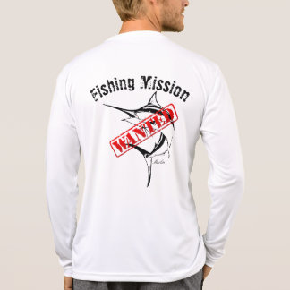Marlin Fishing Mission Shirt Wanted