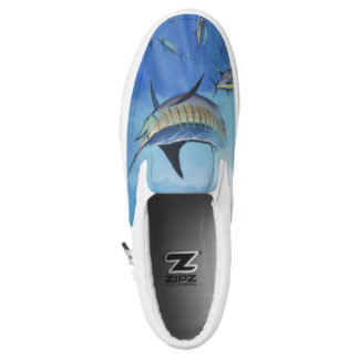 Marlin Hunt Slip-On Shoes