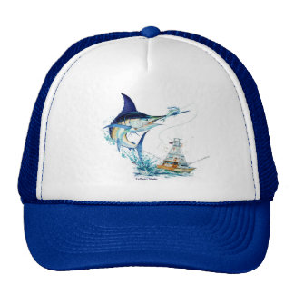 Marlin Jumping Cap