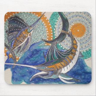 Marlin Mouse Pad
