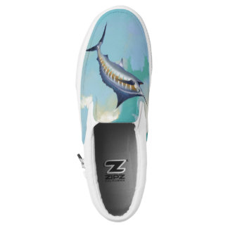 Marlin Sky Slip On Shoes