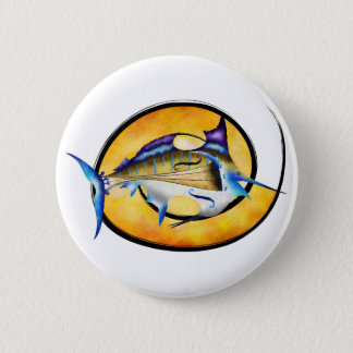 Marlinissos V1 - violinfish witout back 6 Cm Round Badge