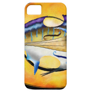 Marlinissos V1 - violinfish witout back Barely There iPhone 5 Case
