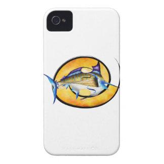 Marlinissos V1 - violinfish witout back Case-Mate iPhone 4 Cases