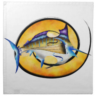 Marlinissos V1 - violinfish witout back Napkin