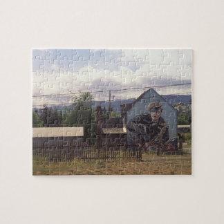 Marlon Brando Washington State Puzzle
