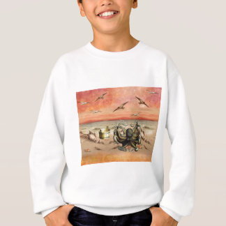 MARMALADE SUNSET AT THE BEACH SWEATSHIRT