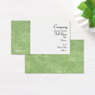 Marmarino Green Business Cards