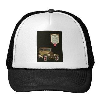 Marmon 34 - Vintage Auto Advertisement Trucker Hat