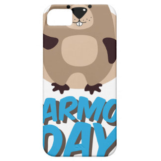 Marmot Day - Appreciation Day iPhone 5 Cases
