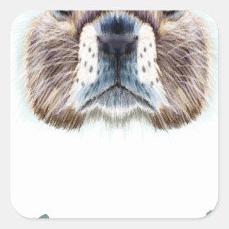 Marmot Day - Appreciation Day Square Sticker