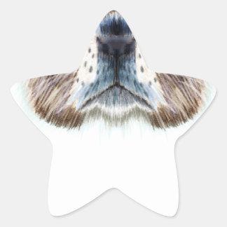 Marmot Day - Appreciation Day Star Sticker