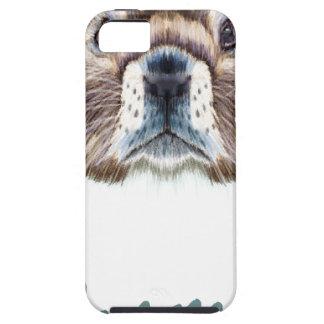 Marmot Day - Appreciation Day Tough iPhone 5 Case