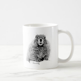 Marmot Coffee Mugs