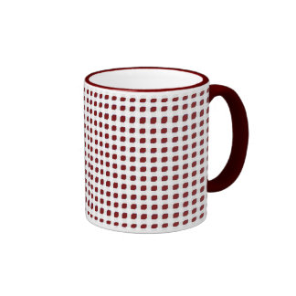 Maroon 3 Side Boxes Ringer Mug