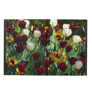 Maroon and Yellow Tulips Powis iPad Air 2 Case