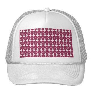 Maroon Ballarinas Trucker Hat