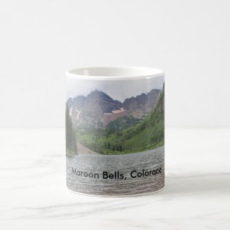 Maroon Bells Basic White Mug