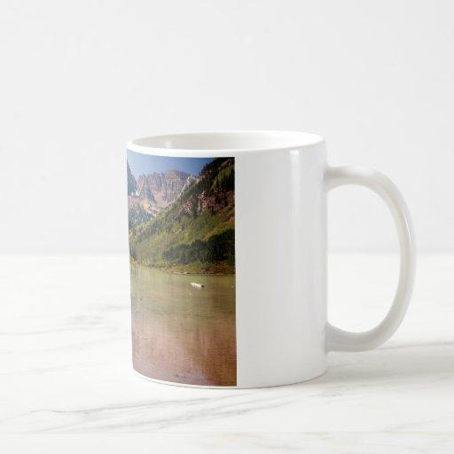 Maroon Bells Coffee Mugs