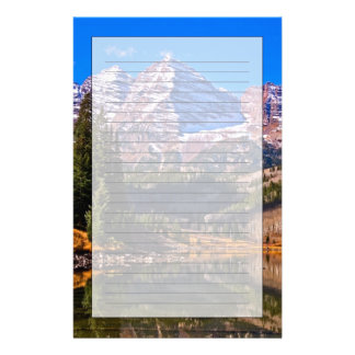 Maroon Bells Stationery