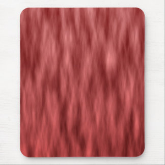 Maroon Cloud Mouse Pad
