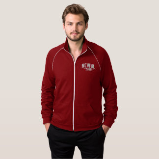Maroon Division Jacket Men's