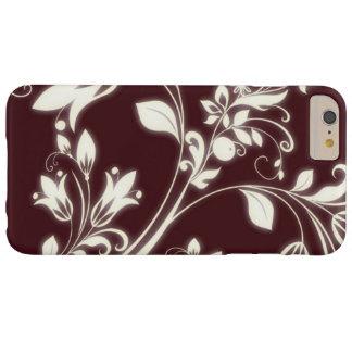 Maroon Flowers Case