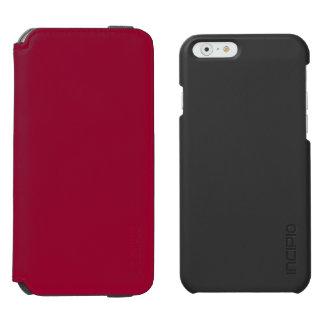 Maroon Incipio Watson™ iPhone 6 Wallet Case