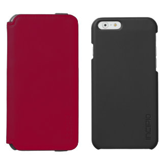 Maroon Incipio Watson™ iPhone 6 Wallet Case