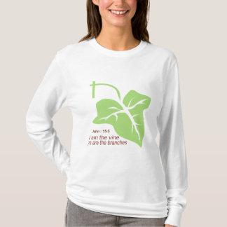 Maroon John 15-5 Vine Green T-Shirt