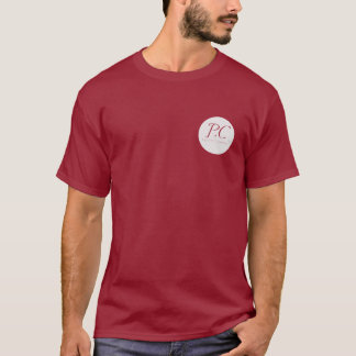Maroon Parity Tee