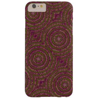 Maroon phonecover barely there iPhone 6 plus case