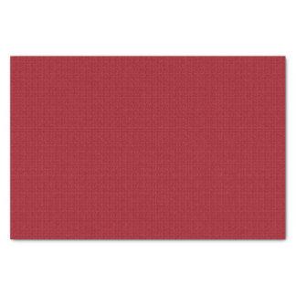 Maroon Simplicity Tissue Paper