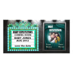 """Marquee """"GREAT EXPECTATIONS"""" Picture Card"""
