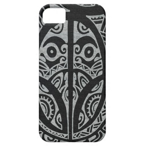 Marquesas style kulture tattoo iphone case iphone 5 cover for Tattoo artist iphone cases