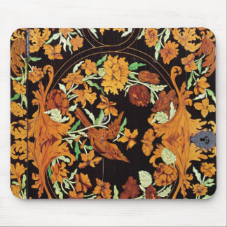 Marquetry box, English, c.1670 Mouse Pad