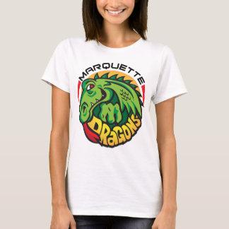 Marquette Dragons (w/Logo) T-Shirt