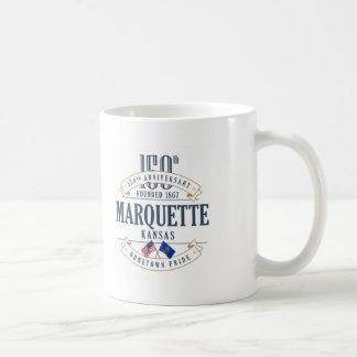 Marquette, Kansas 150th Anniversary Mug
