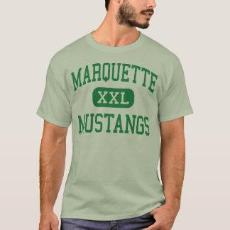 Marquette - Mustangs - High - Chesterfield T-Shirt