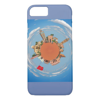 marrakech little planet morocco travel tourism lan iPhone 8/7 case