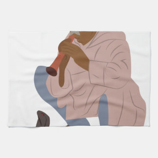 Marrakech Snake Charmer Kitchen Towel