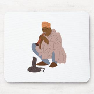 Marrakech Snake Charmer Mouse Pad