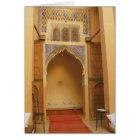 Marrakesh, Morocco Card