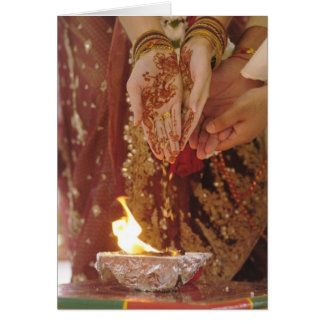 Marriage Ceremony Notecard