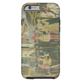 Marriage ceremony painted on cassone panel Floren iPhone 6 Case
